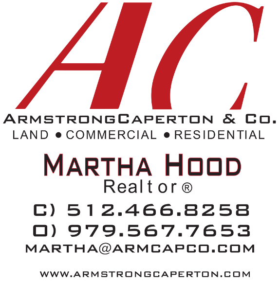 Martha Hood, Realtor | Sponsor of Royalty Pecan Farms Harvest Festival