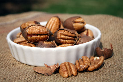 Royalty Pecan Farms: Cracked Inshell Pecans