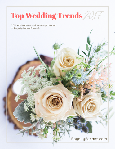 Top Wedding Trends of 2017
