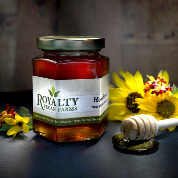 Raw Farm Honey