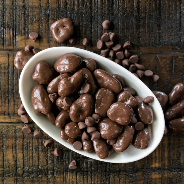 Milk Chocolate Covered Pecans
