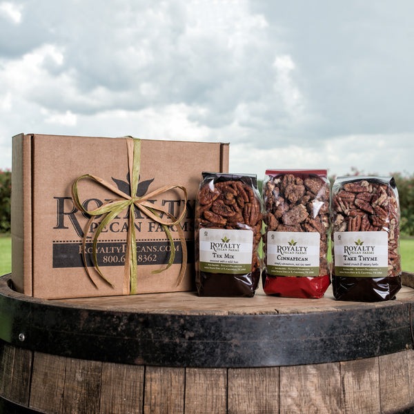 Texas Trio Gift Box