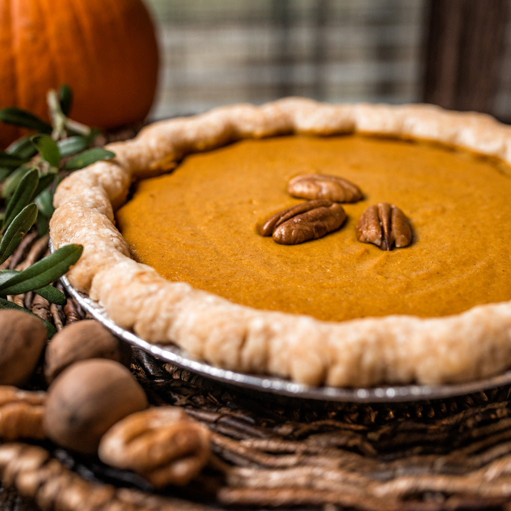 Pumpkin Pecan Pie - In-Store Pickup Only