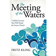 The Meeting Of The Waters by Fritz Kling