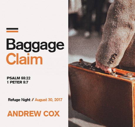 Baggage Claim by Andrew Cox