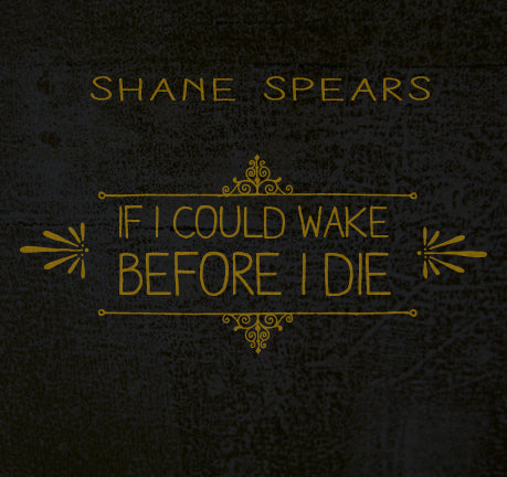 If I Could Wake Before I Die by Shane Spears