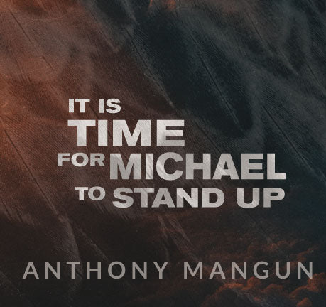 It's Time For Michael To Stand Up by Anthony Mangun