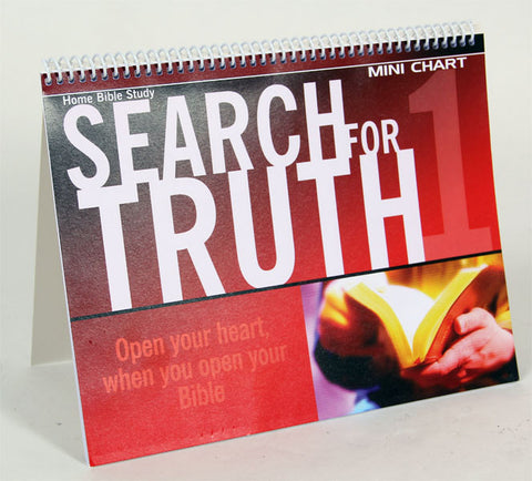 Search For Truth #1 Mini Chart