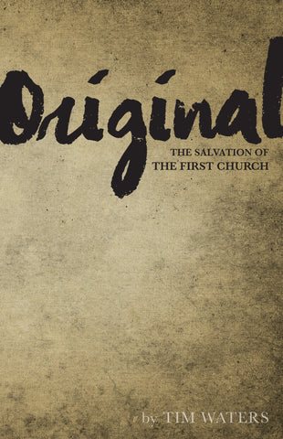 Original: The Salvation of the First Church - Call for Bulk Pricing!