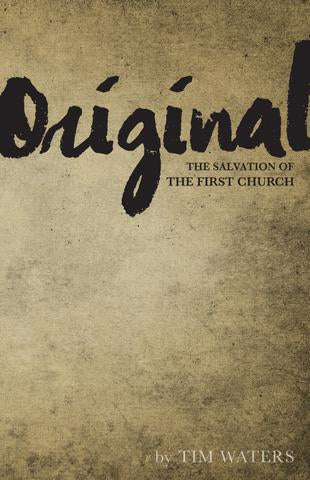 Original: The Salvation of the First Church - 1 Case of 150 Booklets