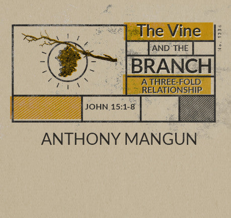 The Vine And The Branch: A Three Fold relationship by Anthony Mangun
