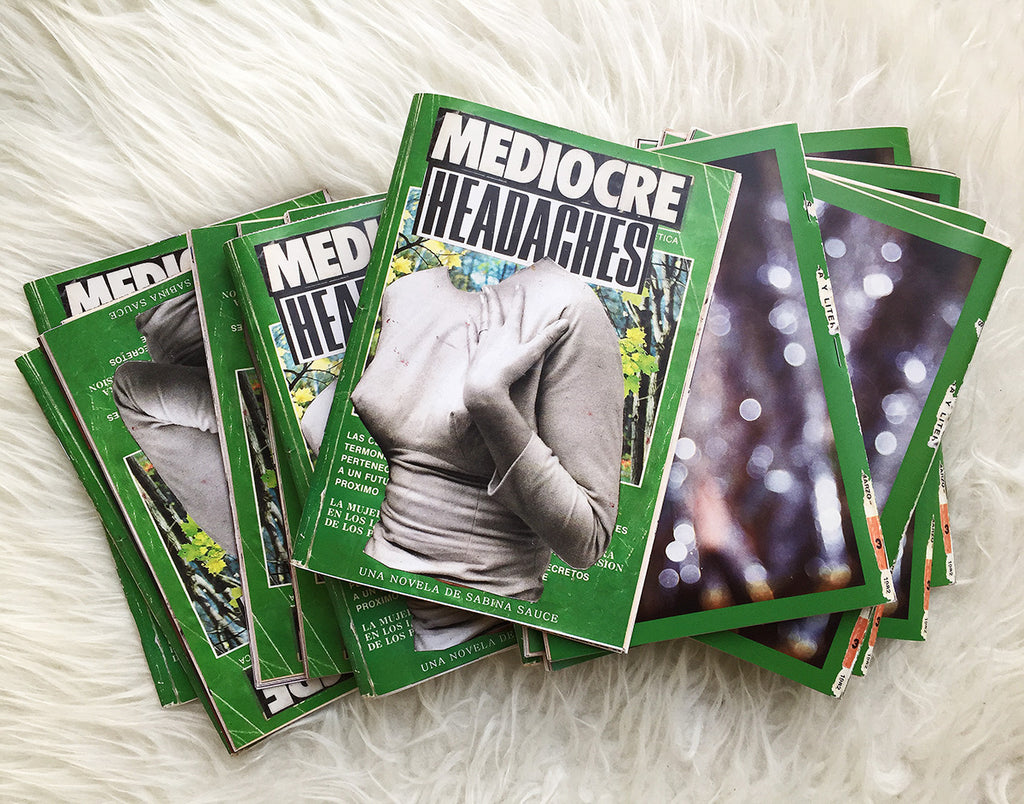 Mediocre Headaches - Zine