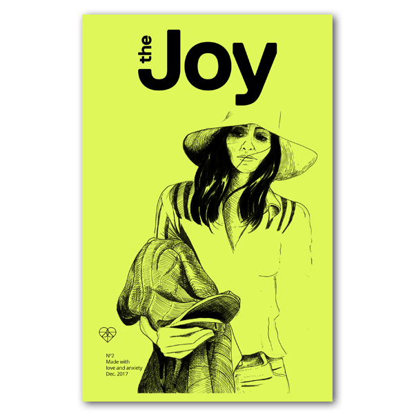 The Joy Zine N.2