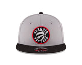 Men's Toronto Raptors New Era Two Tone 2019 NBA Champions Side Patch 9FIFTY Snapback Adjustable Hat