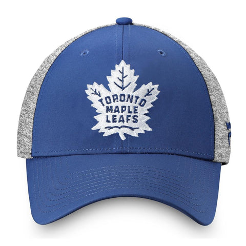 TORONTO LEAFS FANATICS MEN'S PLAYOFFS STRUCTURED STRETCH HAT