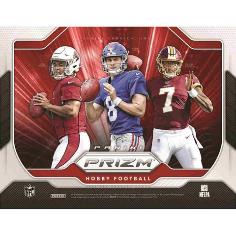 2019 Prizm Football Hobby Box