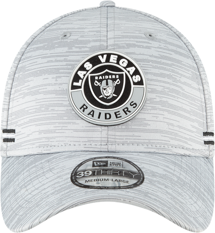 Las Vegas Raiders 2020 New Era On Field 39Thirty Flex Fit Cap