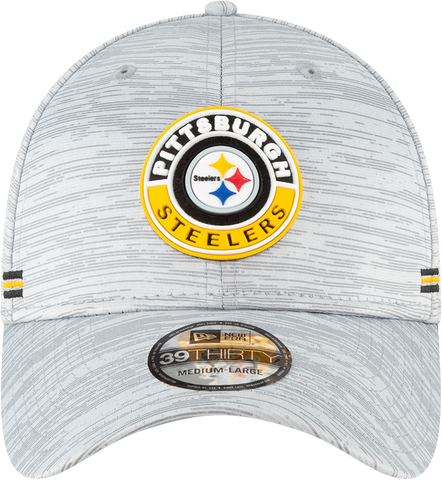 Pittsburgh Steelers 2020 New Era On Field 39Thirty Flex Fit Cap