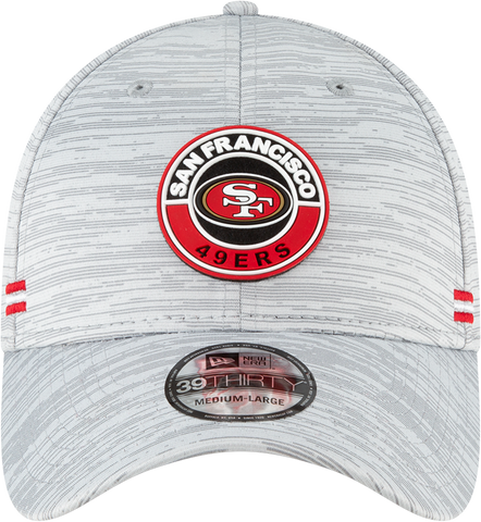 San Francisco 49ERS 2020 New Era On Field 39Thirty Flex Fit Cap