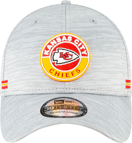 Kansas City Chiefs 2020 New Era On Field 39Thirty Flex Fit Cap