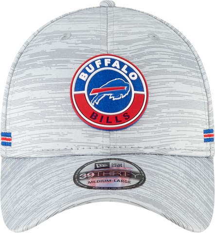 Buffalo Bills 2020 New Era On Field 39Thirty Flex Fit Cap