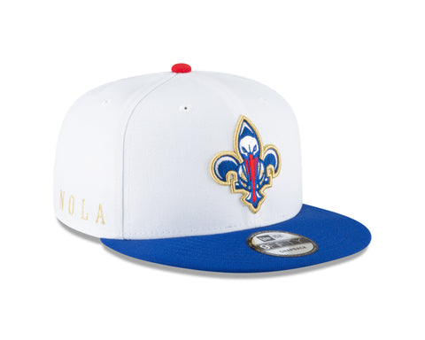 NEW ORLEANS PELICANS NEW ERA MEN'S CITY EDITION SNAPBACK