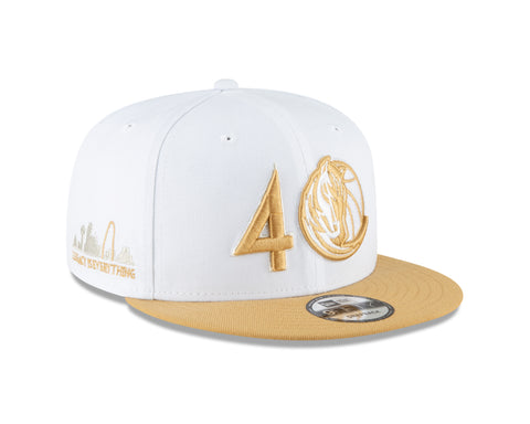 DALLAS MAVERICKS NEW ERA MEN'S CITY EDITION SNAPBACK