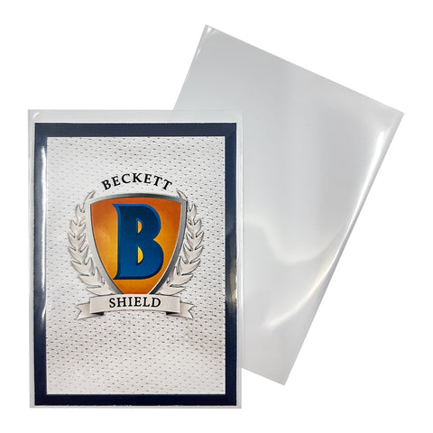 Beckett Shield Standard size Card Sleeves
