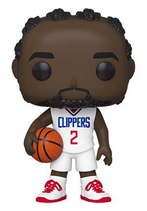 Kawhi Leonard Los Angeles Clippers Funko Pop