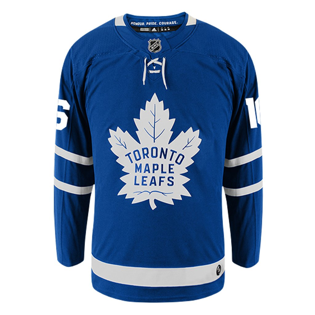 4ced04aecae Mitch Marner Toronto Maple Leafs Adidas Blue Home Jersey – Pro Wear Sports