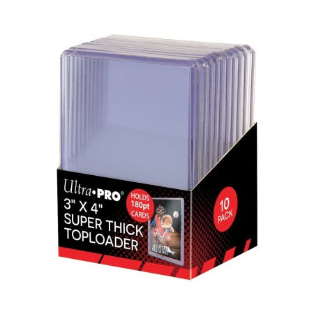 ULTRA PRO: TOPLOADER - 3X4 180 POINT