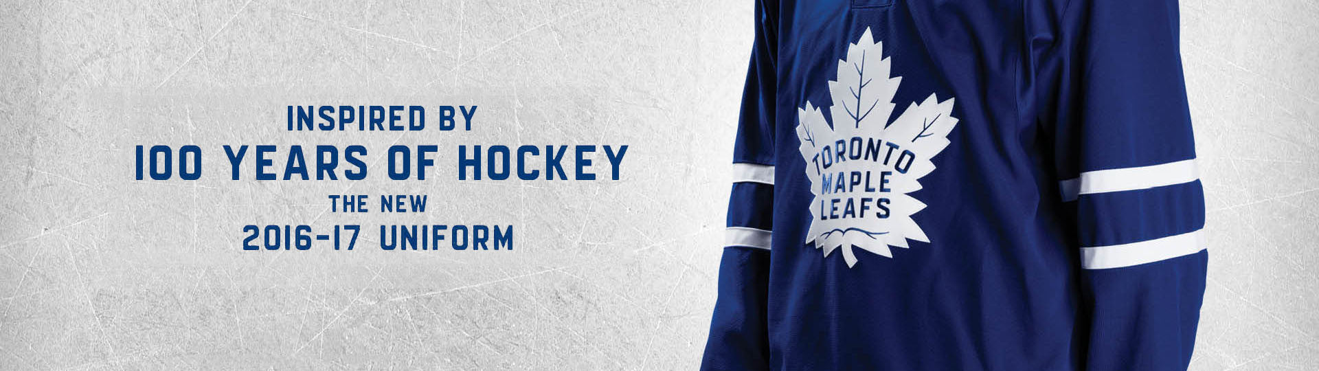 Leafs 16-17 Hockey Jerseys