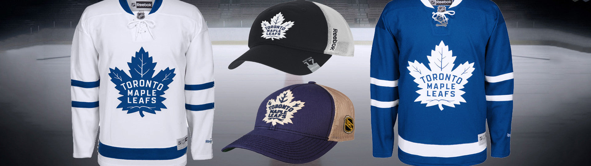 Leafs 100th Anniversary Apparel Available Now