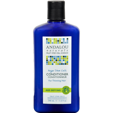 Andalou Naturals Age Defying Conditioner With Argan Stem Cells - 11.5 Fl Oz