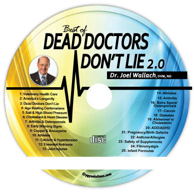 Best of Dead Doctors Don't Lie 2.0