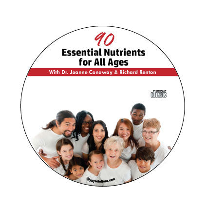 90 Essential Nutrients for All Ages