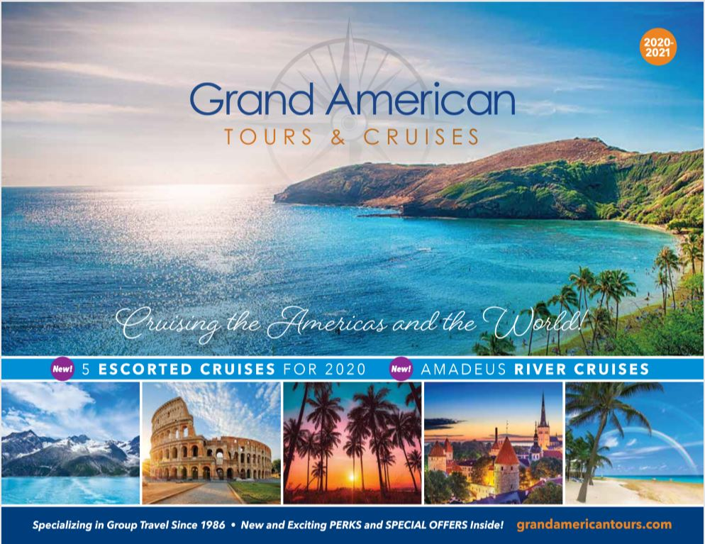 Grand American Tours Catalog
