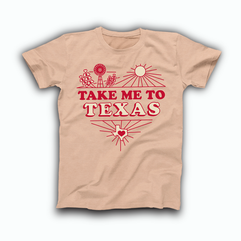 February '20 - Take Me to Texas