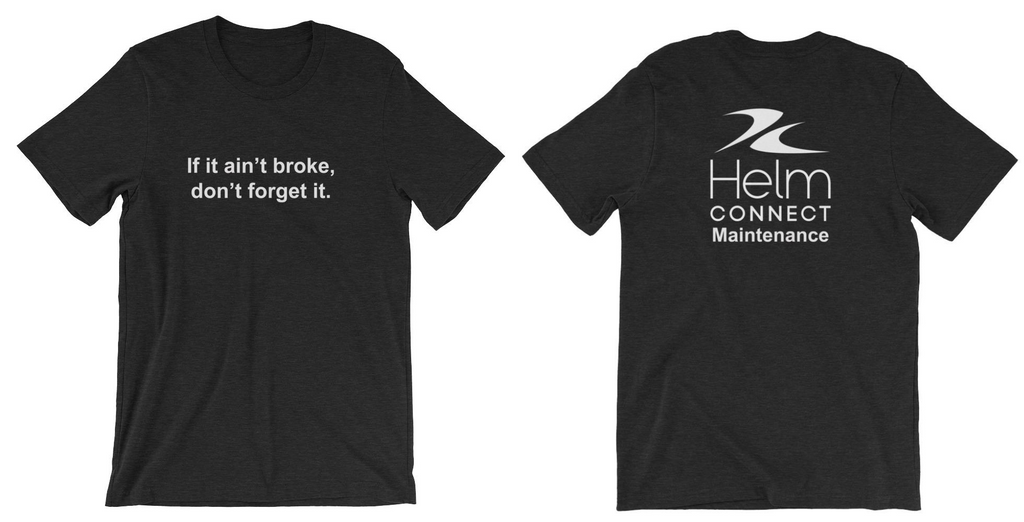 If It Ain't Broke men's t-shirt