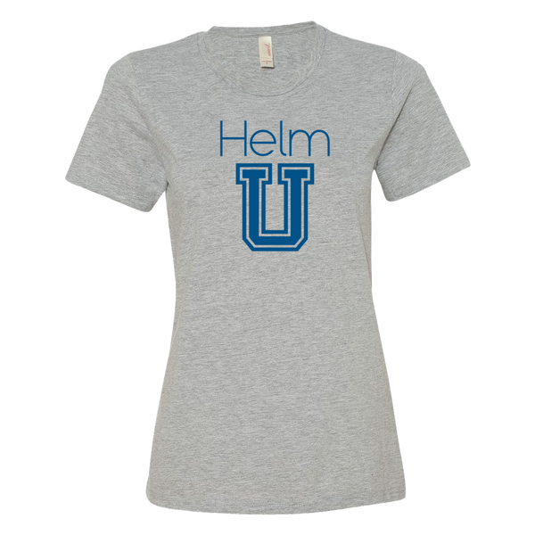 Helm U women's t-shirt