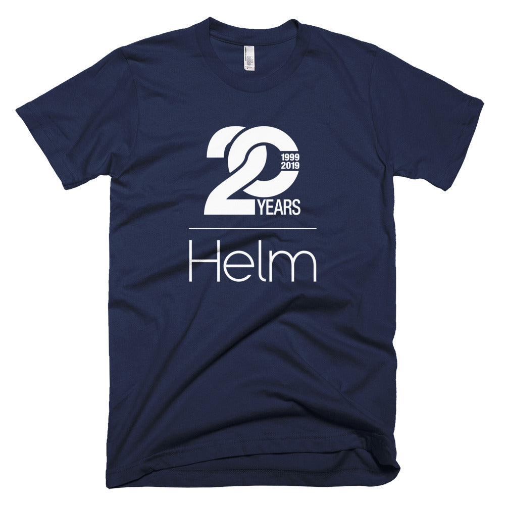 Helm 20th Anniversary Men's T-Shirt