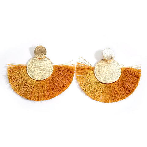 Bomba Tassel Earrings