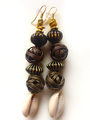 Moha Earrings