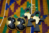 Still I Rise Africa Earrings