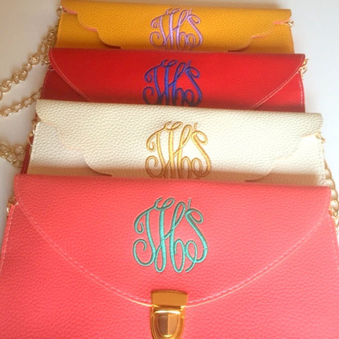 "The Hut Salud ""THS"" Clutch"