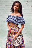 Bahia Crop Top