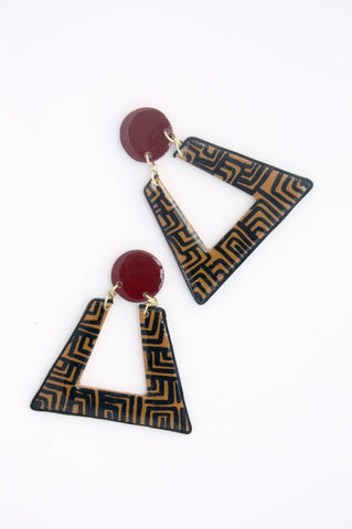 Earthly Earrings