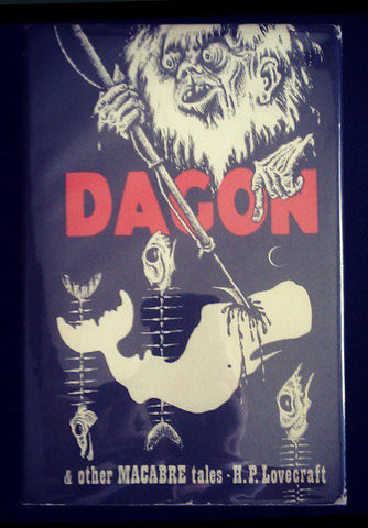 Dagon and Other Macabre Tales c.1965 First Edition