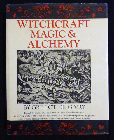 Witchcraft Magic & Alchemy c.1972
