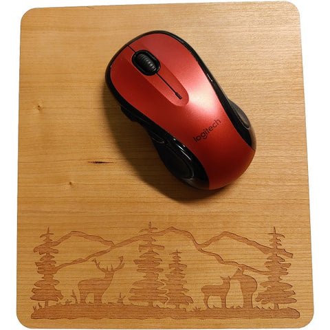 Wooden Mousepad - Made in USA